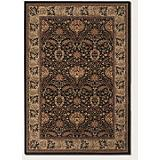 Everest Herati Palm Choco Rug