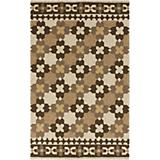 Storm Taupe Wenge Rug