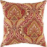 Maroon Mustard Pillow
