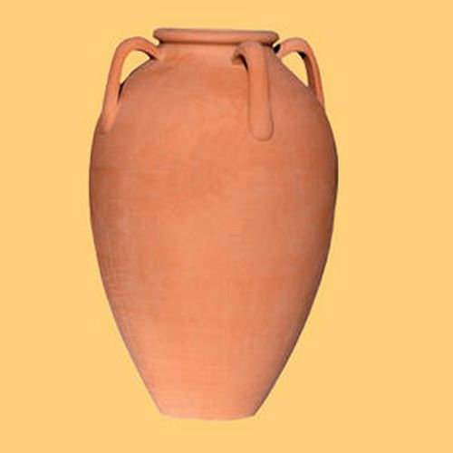 Anfora 4 Manici Clay Pot 8In x 18In x 30In H