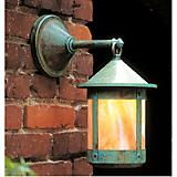 Arroyo Craftsman BB-8W Berkeley Wall Light