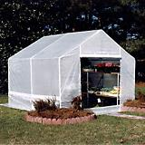 10 Foot x 10 Foot Greenhouse