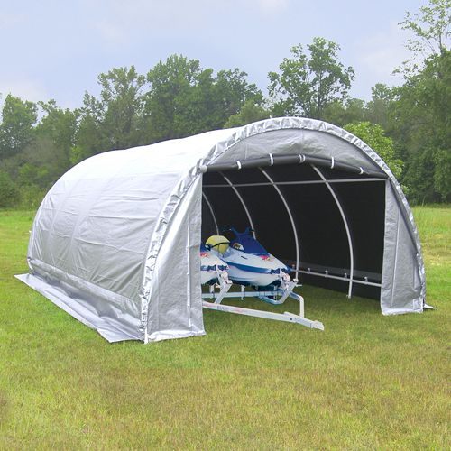 King Canopy Dome Canopy 10 Foot x 20 Foot