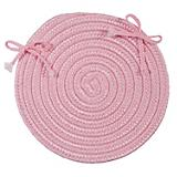 Boca Raton Light Pink Chair Pad