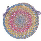 Botanical Isle Amethyst Chair Pad