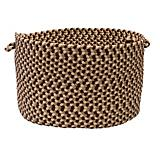 Burmingham Brick Brown Utility Basket