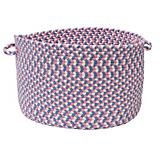 Carousel Blue Crush Utility Basket