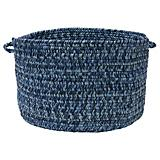 Catalina Blue Wave Utility Basket