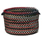 Chestnut Knoll Black Satin Utility Basket