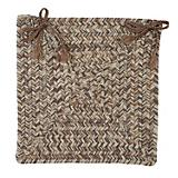 Corsica Storm Gray Chair Pad