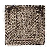 Corsica Weathered Brown Chair Pad
