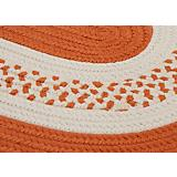 Crescent Orange Sample Swatch