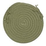 Georgetown Olive Chair Pad