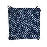 Montego Blue Burst Chair Pad