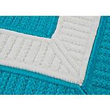 Rope Walk Turquoise Sample Swatch