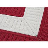 Rope Walk Red Sample Swatch
