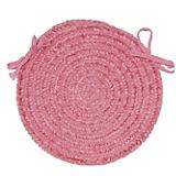 Silhouette Pink Chair Pad