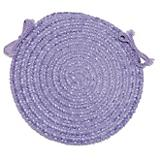 Silhouette Amethyst Chair Pad