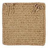 Simple Chenille Sand Bar Chair Pad