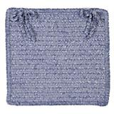 Simple Chenille Amethyst Chair Pad
