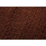 Simple Chenille Chocolate Sample Swatch
