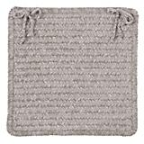 Simple Chenille Stone Chair Pad