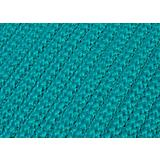 Simply Home Solid Turquoise Sample Swatch