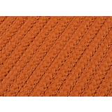 Simply Home Solid Rust Sample Swatch