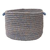 Softex Check Blue Ice Check Basket