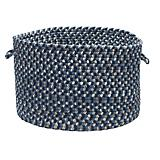 Belmont Bluewash Utility Basket