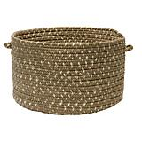 Belmont Shaded Grass Utility Basket