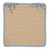 Boat House Light Blue Chair Pad