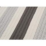 Stripe It Silver Sample Swatch