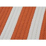 Stripe It Tangerine Sample Swatch