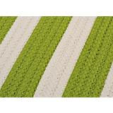 Stripe It Bright Lime Sample Swatch