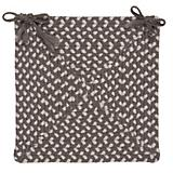 Tiburon Misted Gray Chair Pad