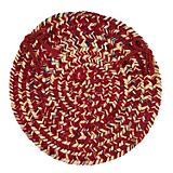 West Bay Sangria Tweed Chair Pad