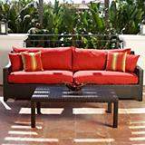 Cantina Sofa and Coffee Table Set