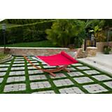 Cantina Wood Arc Hammock Sunbrella Bed