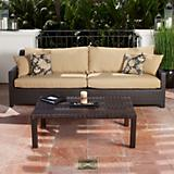 Delano Sofa and Coffee Table Set