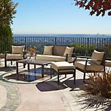 ZEN 5 pc Deep Seating Set