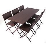 Perfect Folding Table Chair Set