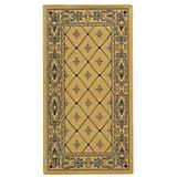 Courtyard Rug CY2326 Natural Blue
