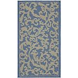 Courtyard Rug CY2653 Terracotta Natural