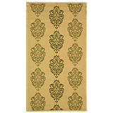 Courtyard Rug CY2720 Natural Olive