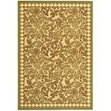Courtyard Rug CY4025A Natural