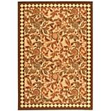 Courtyard Rug CY4025C Natural