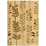 Courtyard Rug CY4029A Natural