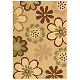 Courtyard Rug CY4035A Natural