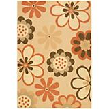 Courtyard Rug CY4035C Natural